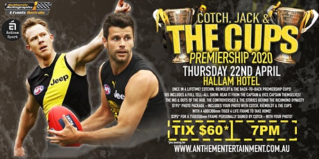 Cotch, Jack & The Cups @ The Hallam Hotel tickets
