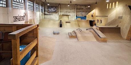 Skatehalle Heizhaus Tickets