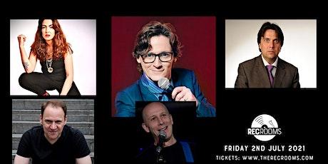 Rec Rooms Comedy Night tickets