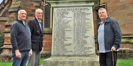 The Lost Men of a Parish  Our Lady & St Joseph's Heroes Remembered 1914 -18 tickets