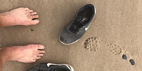 Barefoot beach running 10K tickets