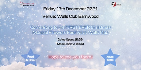 Festive Family Firework Night tickets