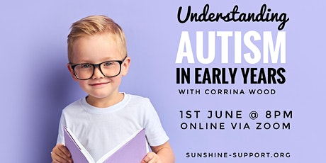 Understanding Autism in Early Years tickets