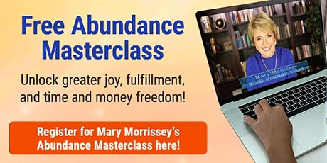 Abundance Breakthrough Masterclass tickets