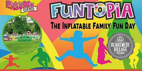 Funtopia at Northwich tickets