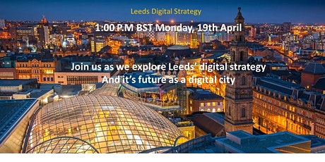 Digital Leeds - reframing the city's future tickets
