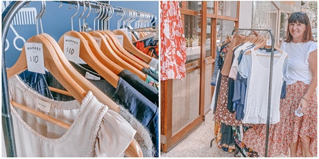 April 18th  -  Pre-Loved Rack Sale - Coorparoo Square x The Market Folk tickets