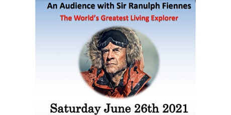 An Audience With Sir Ranulph Fiennes tickets