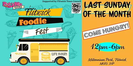 Flitwick Hot 'N' Spicy Foodie Fest tickets