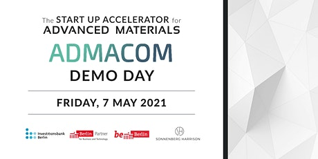 ADMACOM 2021 Spring Edition Online Demo Day tickets