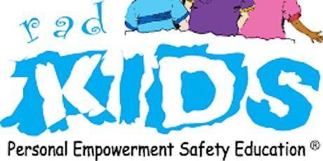 Rad Kids 8-12 tickets