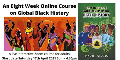 Online Black History Course for Adults ingressos