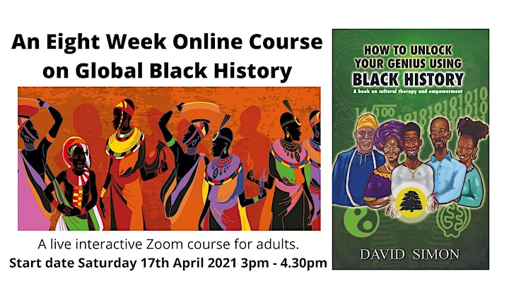Online Black History Course for Adults image