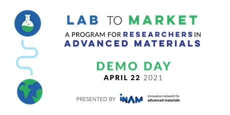 Lab to Market 2021 Online Demo Day tickets