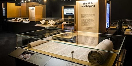 British Library Tour - Hebrew Manuscripts: Journeys of the Written Word Tickets