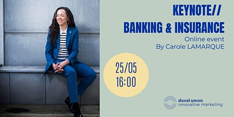 Keynote // Banking & Insurance tickets