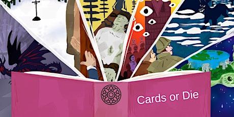 Games Jam: Cards or Die Tickets