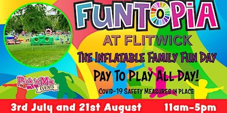 Funtopia at Flitwick tickets