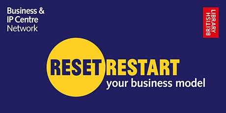 Reset. Restart: your business model tickets