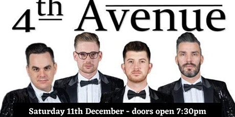 Christmas with 4th Avenue tickets