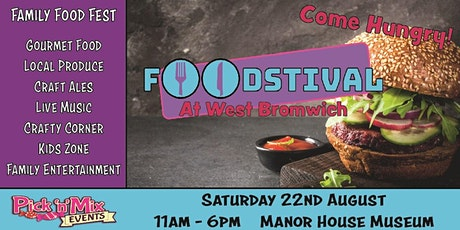 West Bromwich Foodstival tickets