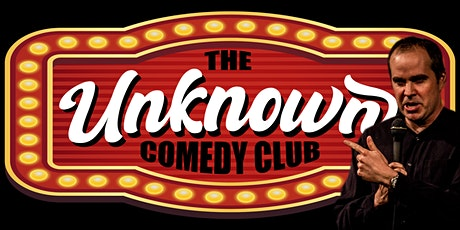 The Unknown Comedy Club presents: David Pryde tickets