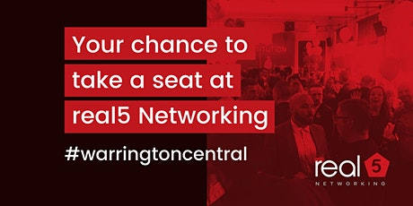 real5 Warrington Central Lunch Club - May tickets