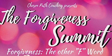 The Forgiveness Summit tickets