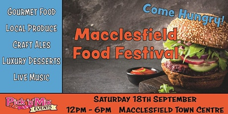 Macclesfield Food Festival tickets