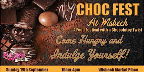 Wisbech Choc Fest tickets