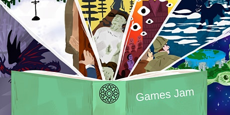 Games Jam: Novels that Shaped Our World tickets