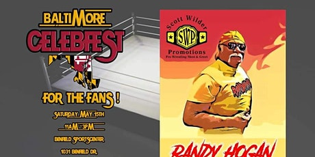 Randy Hogan at Baltimore CelebFest tickets