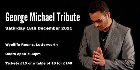 George Michael Tribute tickets