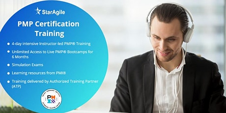 PMP Certification Training course in Santa Maria, CA tickets