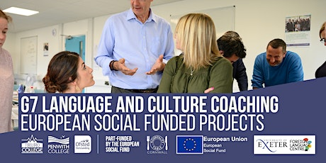G7 Language and Culture Coaching - German Tickets