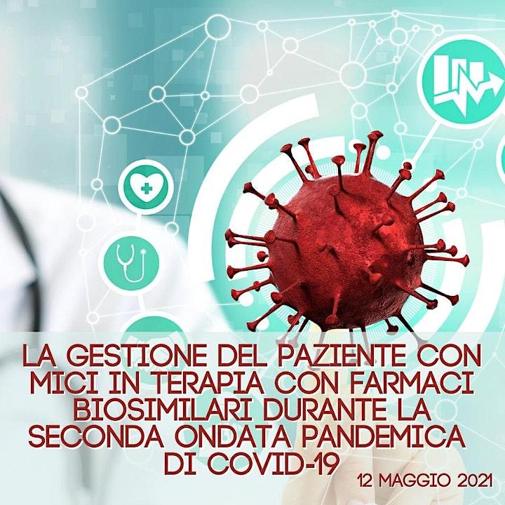Immagine La gestione del paziente con MICI in terapia con farmaci biosimilari ...
