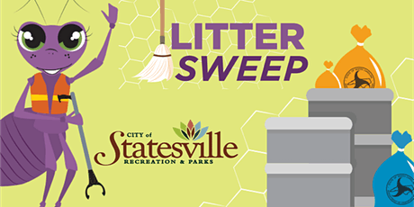 City of Statesville Litter Sweep tickets