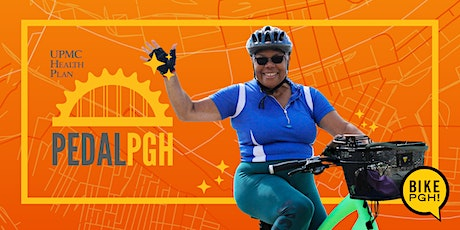 Registration: UPMC Health Plan PedalPGH 2021 tickets