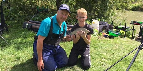 Free Let's Fish! -  Milton Keynes - Learn to Fish session - Luton AC tickets