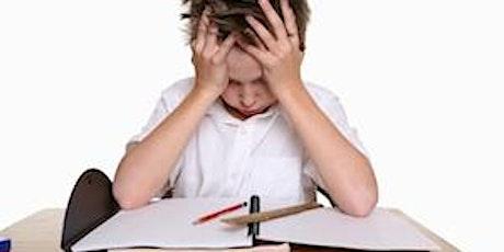 Webinar dyslexie en leerproblemen! tickets