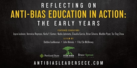 Reflecting on Anti-Bias Education in Action: The Early Years tickets