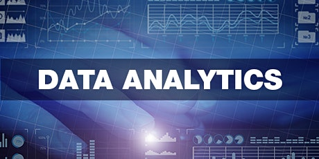 Data Analytics certification Training In Des Moines, IA tickets