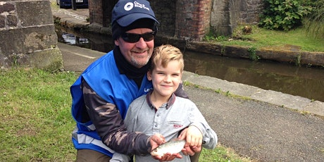 Free Let's Fish! -  Berkhamsted - Learn to Fish session tickets