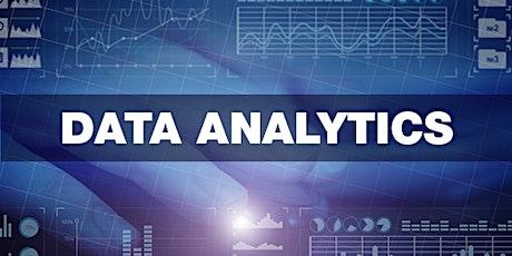 Data Analytics certification Training In Gadsden, AL tickets