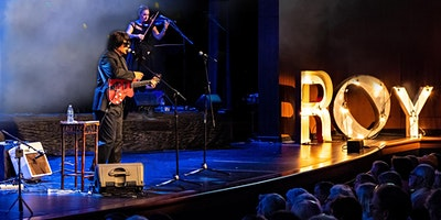 """ANOTHER BLACK & WHITE NIGHT LIVE"" A Roy Orbison Tribute"
