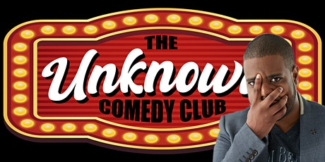 The Unknown Comedy Club presents: Kwasi Thomas tickets