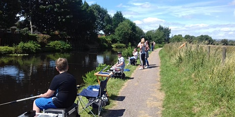 Let's Fish! -  Marsworth - Learn to Fish session - Tring Anglers tickets