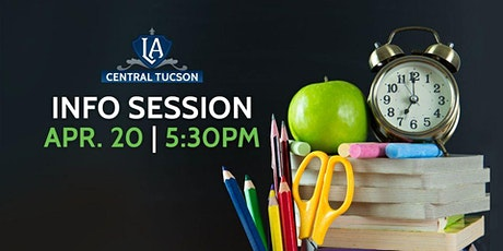 Leman Academy of Excellence Central Tucson Information Session tickets