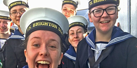 Brighton Sea Cadet Unit Virtual Recruiting Free Event tickets