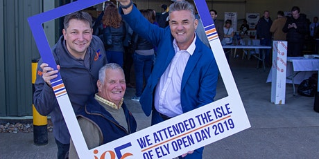 Isle of Ely/Chippy Chat Open Day 2021 tickets